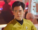 Eliminado un beso gay de John Cho en 'Star Trek: Más allá'