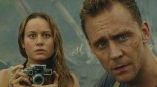 Primer tráiler de 'Kong: Skull Island' con Brie Larson y Tom Hiddleston contra King Kong