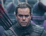 'La Gran Muralla': Tráiler de la nueva película de Zhang Yimou con Matt Damon
