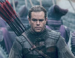 """Empiezan las críticas contra 'La Gran Muralla': """"Nuestros héroes no se parecen a Matt Damon"""""""