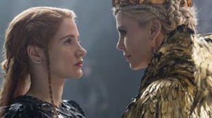 Lanzamientos DVD y Blu-Ray de la semana: 'Las crónicas de Blancanieves: El cazador y la reina de hielo'