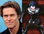 'Death Note': Willem Dafoe será en un dios de la muerte en la versión estadounidense