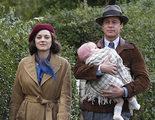 Así luce la chispeante química de Brad Pitt y Marion Cotillard en 'Allied'