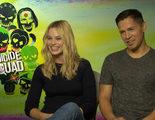 """Margot Robbie y Jay Hernandez: """"Creo que los críticos se han perdido la fiesta"""""""