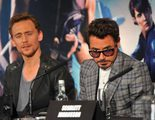 Robert Downey Jr. da la bienvenida a Tom Hiddleston en Instagram con una broma épica