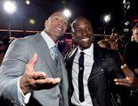 'Fast & Furious 8': Tyrese Gibson sale en defensa de Dwayne Johnson tras sus polémicas palabras