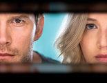 'Passengers': Primeras imágenes de Jennifer Lawrence y Chris Pratt