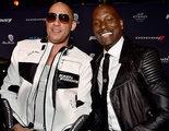 'Fast & Furious 8': Tyrese Gibson se posiciona a favor de Vin Diesel tras la polémica con Dwayne Johnson