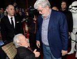 'Star Wars': George Lucas y el mundo del cine lloran la muerte de Kenny Baker