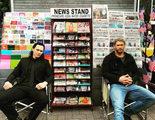 'Thor: Ragnarok': Nuevas imágenes del set de rodaje con Chris Hemsworth y Tom Hiddleston