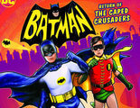 Batman vuelve a bailar a ritmo sesentero en el tráiler de 'Batman: Return of the Caped Crusaders'