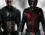 Ant-Man se pone del lado del Team Iron Man en este nuevo Concept Art de 'Civil War'