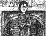 'Harry Potter': J.K. Rowling revela sus ilustraciones originales