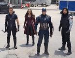 'Capitán América Civil War': Así se rodó la mítica escena del brutal enfrentamiento de superhéroes