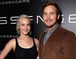'Passengers': Nuevo cartel con Jennifer Lawrence y Chris Pratt