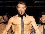 Channing Tatum y los bailarines de 'Magic Mike Live' actúan por sorpresa en el programa de Ellen DeGeneres