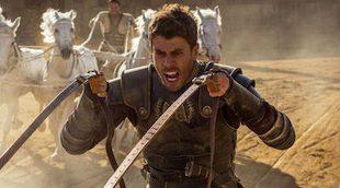 Taquilla España: 'Ben-Hur' gana la carrera