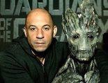 'Guardianes de la Galaxia Vol. 2': Vin Diesel rompe a llorar tras ver un clip junto a James Gunn