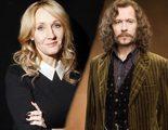 J.K. Rowling hace estallar las redes sociales al negar que Sirius Black sea gay