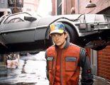 'Regreso al futuro': Un hombre y su DeLorean detenidos por circular a una velocidad excesiva