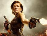 'Resident Evil: El capítulo final': Milla Jovovich en llamas en el póster en movimiento