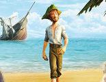 'Robinson. Una aventura tropical': El naufragio de la isla