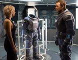 Tráiler español de 'Passengers' con mucha química entre Chris Pratt y Jennifer Lawrence