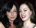 Rose McGowan culpa a Hollywood de su mala relación con Shannen Doherty y le manda un mensaje de apoyo
