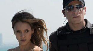"Jessica Alba ('Mechanic: Resurrection'): ""Jason Statham es un alien"""