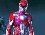 El Ranger Rojo de los nuevos 'Power Rangers' ya tiene arma