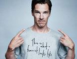 Benedict Cumberbatch cuenta su peor experiencia en Sudáfrica durante un rodaje
