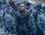 'La Gran Muralla': Matt Damon se enfrenta a un ejército de monstruos en el nuevo tráiler