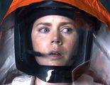 'La llegada': Nuevos pósters del esperado film de Denis Villeneuve, con Amy Adams y Jeremy Renner