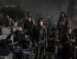 Fichando a los personajes de 'Rogue One: Una historia de Star Wars'