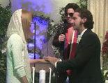 Shia LaBeouf se ha casado en Las Vegas en una ceremonia oficiada por Elvis que se ha podido ver en directo