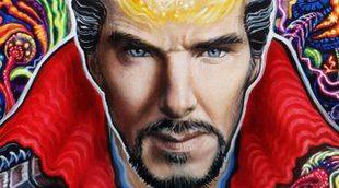 Nuevo tráiler internacional y pósters de 'Doctor Strange'