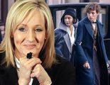 'Animales fantásticos y dónde encontrarlos': J.K.Rowling explica por qué las cinco películas son necesarias