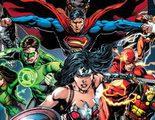 'La Liga de la Justicia' y 'Power Rangers' se unen en un nuevo cómic