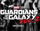 'Guardianes de la Galaxia Vol. 2': Genial primer póster y teaser tráiler