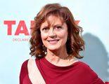 'Feud': Susan Sarandon pillada en el set caracterizada como la Bette Davis de '¿Qué fue de Baby Jane?'