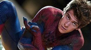 Andrew Garfield se enfunda de nuevo el traje de Spider-Man