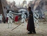 Un cartel de 'Rogue One: Una historia de Star Wars' en los cines IMAX revela contenidos ocultos