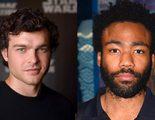 Así vivieron el casting de 'Han Solo: Una historia de Star Wars' Alden Ehrenreich y Donald Glover