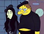La parodia de Yoko Ono de 'Los Simpson' se hace realidad
