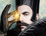 Sacha Baron Cohen: 'Tim Burton fue muy valiente dejando a otro a cargo de 'Alicia a través del espejo''