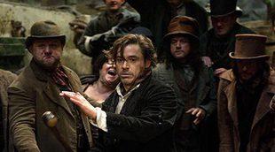 La tercera parte de 'Sherlock Holmes' ya tiene guionistas