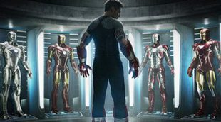"""La experiencia """"desgarradora"""" de Rebecca Hall en 'Iron Man 3'"""