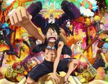 'One Piece Gold': Un toque kitsch pirata