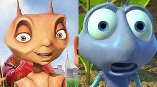22 películas muy similares que estrenaron el mismo año