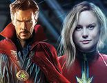 'Doctor Strange': Scott Derrickson habla del Easter Egg de 'Captain Marvel'